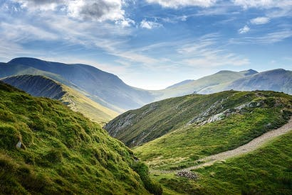 Causey Pike, Lakeland Fells, Cumbria, from 22 Ideas that Saved the English Countryside