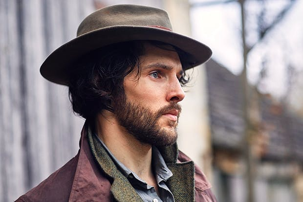 Colin Morgan as dashing Nathan Appleby