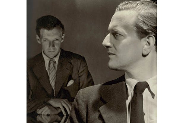 Britten and Pears, photographed by Cecil Beaton