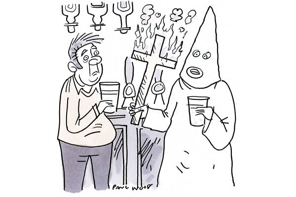 'I'm not racist, but…'
