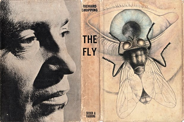 Richard Chopping's design for The Fly (1965)