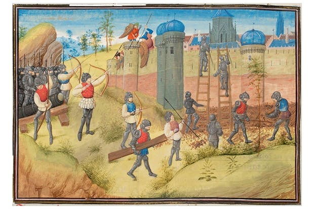 The Siege of Jerusalem, 1099: Christian knights hacked down thousands of Jews and Muslims in the name of God