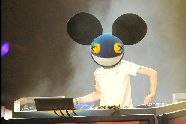 Deadmau5 (Photo: Getty)