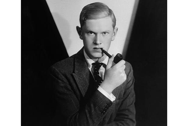 Evelyn Waugh in the 1920s