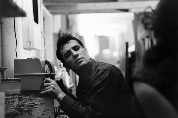 After the breakthrough: Jack Kerouac photographed by John Cohen, 1959
