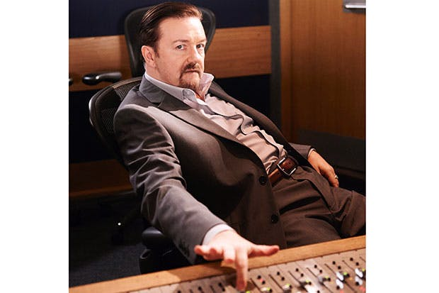 Too much of a good thing? Ricky Gervais in 'David Brent: Life on the Road'