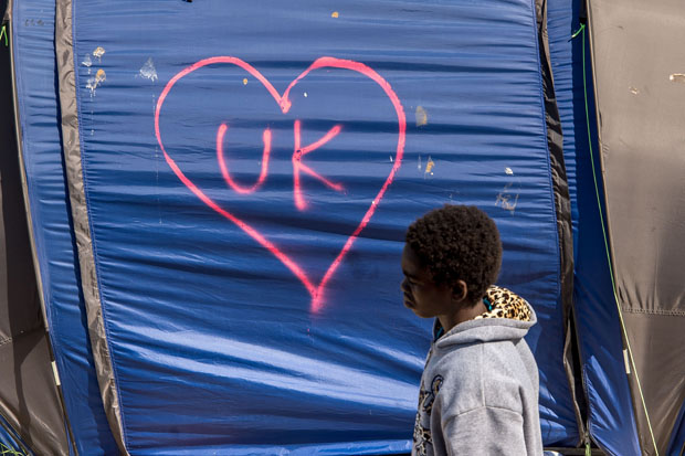 The best way to save refugee lives (Britain's doing it)