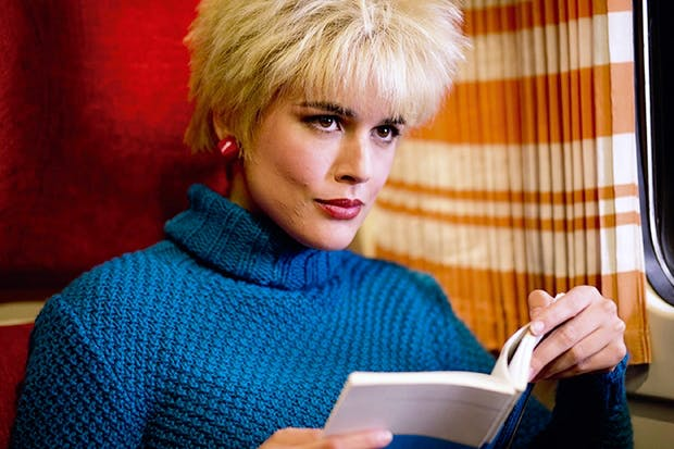 Almodóvar's loving gaze: Emma Suárez as Julieta