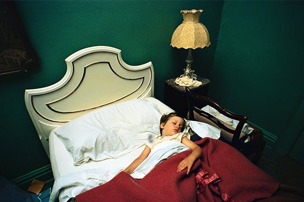 What makes William Eggleston's ordinary photographs so extraordinary?
