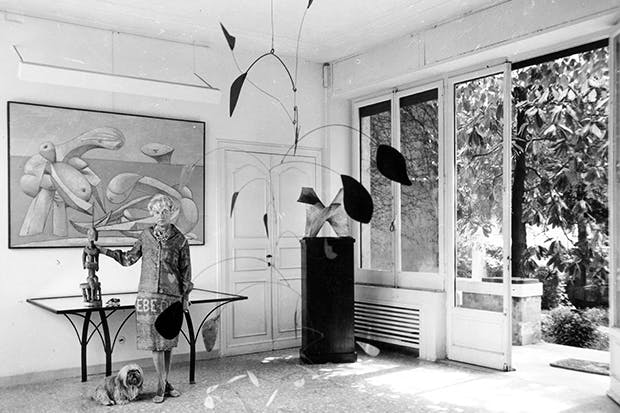 A collector of genius: Peggy Guggenheim