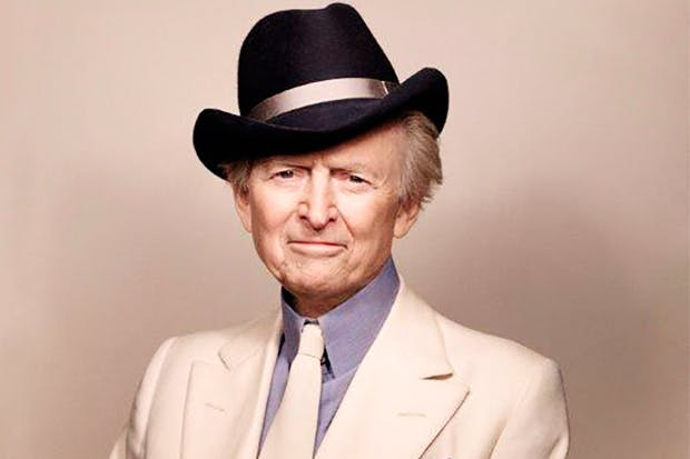 Tom Wolfe at 85: still working the suit and hat look