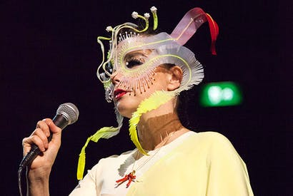 Performance as therapy on a grand scale: Björk pours her broken heart out at the Albert Hall