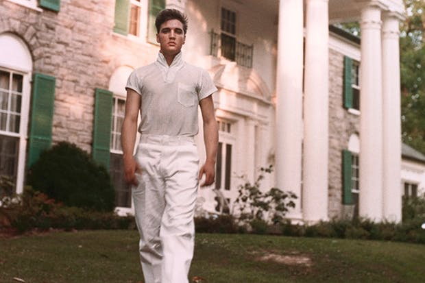 Sacred ground: Elvis at Graceland, 1957