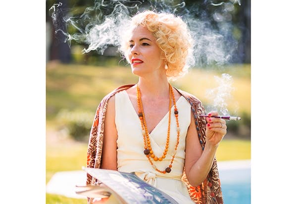 Luxury appeal: Parker Posey as Rad Taylor