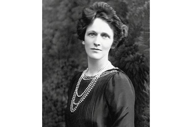 Nancy Astor, photographed by Emil Otto Hoppé