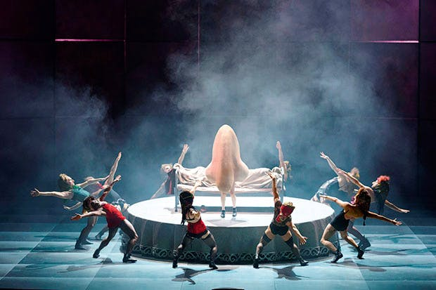 Nose job: Shostakovich's 'The Nose' at the Royal Opera House