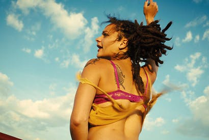 Electric: Sasha Lane as Star in Andrea Arnold's American Honey