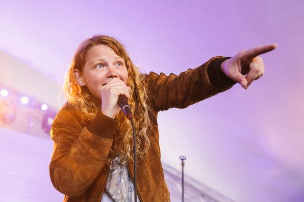 Kate Tempest's poetry is simply no good | The Spectator