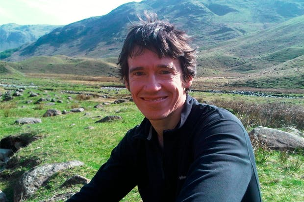 Rory Stewart in the Borders, Copyright Shoshana Stewart