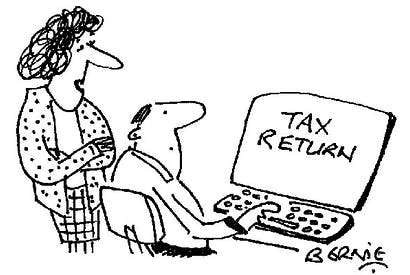 """'Submit """"Zero tax"""" if you must, but I'd scrub """"So that makes me smart""""."""