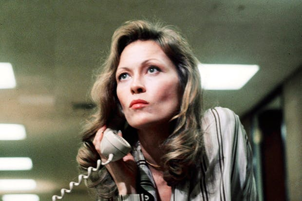 Amusing ourselves to death: Faye Dunaway as Diana Christensen in Sidney Lumet's 'Network'