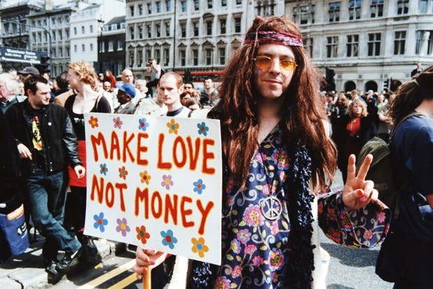 old hippies dating service
