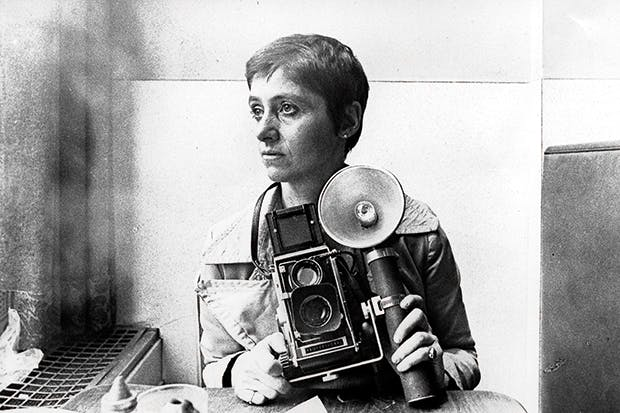 Lost soul: a rare portrait of Diane Arbus, taken in New York in 1968