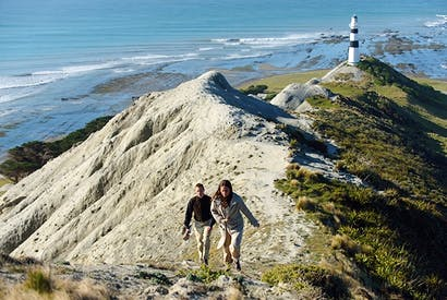 To the lighthouse: Michael Fassbender and Alicia Vikander in 'The Light Between Oceans'