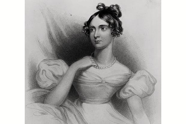 Bizarre marriage: Lord Byron's wife Annabella