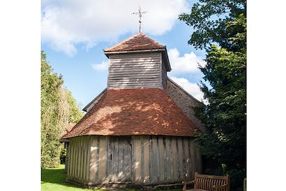 St Mary's, Mundon, Essex. From Tiny Churches by Dixe Wills
