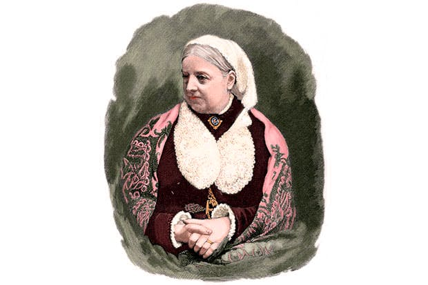 Dinah Craik, author of John Halifax, Gentleman, and a genuinely enjoyable writer
