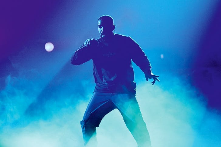 It's a rap: Drake at the O2 Arena