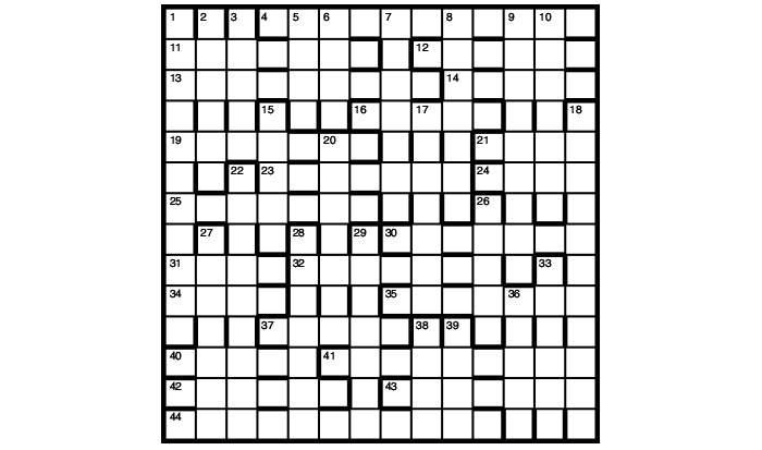 cope with reality crossword clue