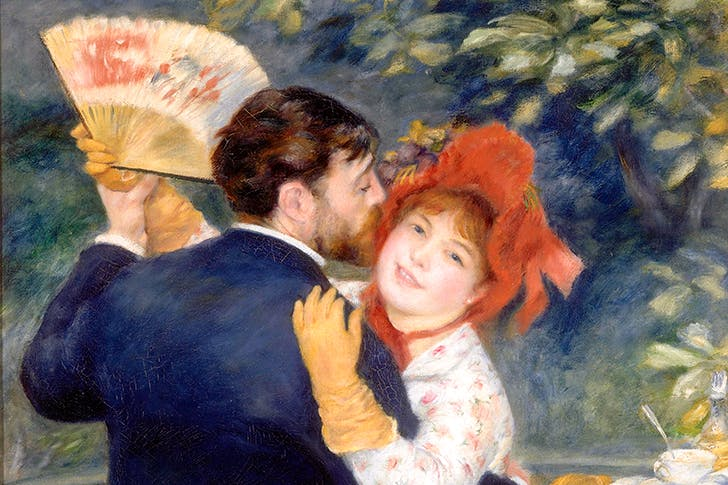 Paul Durand-Ruel, who created the market for impressionism, commissioned Renoir's 'Dance in the Country', painted in 1883