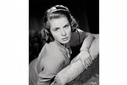 Ingrid Bergman, Getty