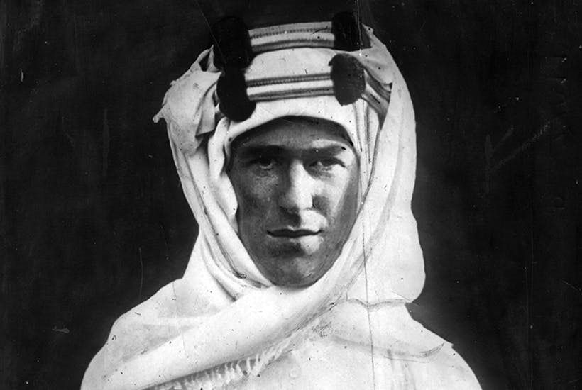 We all love a winner: T.E. Lawrence