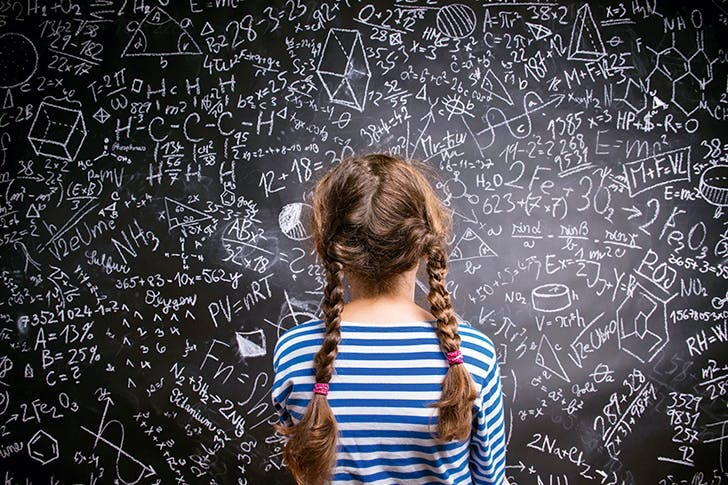 'Girls think the sciences are not for them – but the results show otherwise'