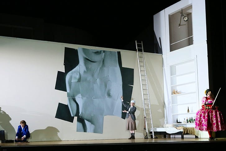 Slyly surreal: Christopher Alden's Partenope at ENO
