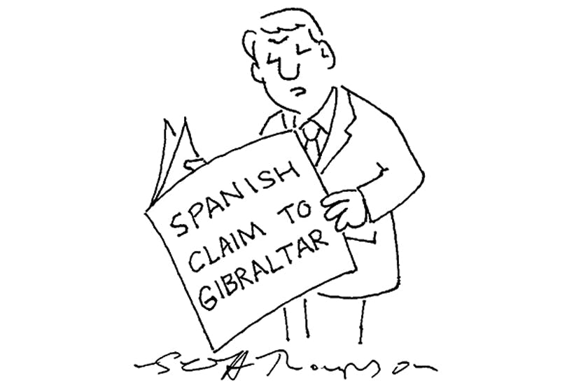 'Nobody expects the Spanish acquisition.'