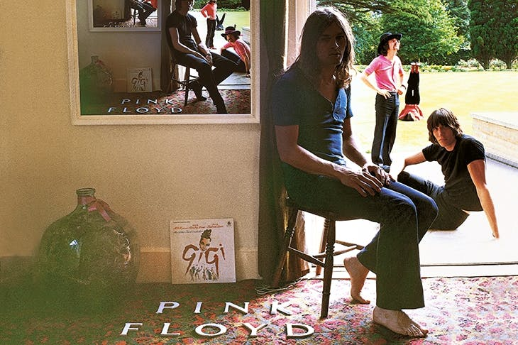 Pink Floyd's Ummagumma, 1969, photography by Aubrey Powell and Storm Thorgerson