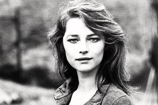 Fresh Faced And Knowing Charlotte Rampling In The S