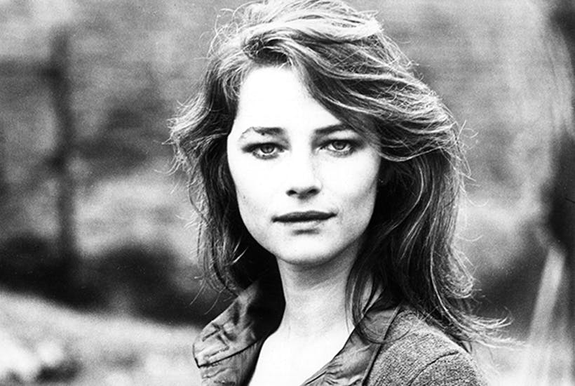 Fresh-faced and knowing: Charlotte Rampling in the 1970s