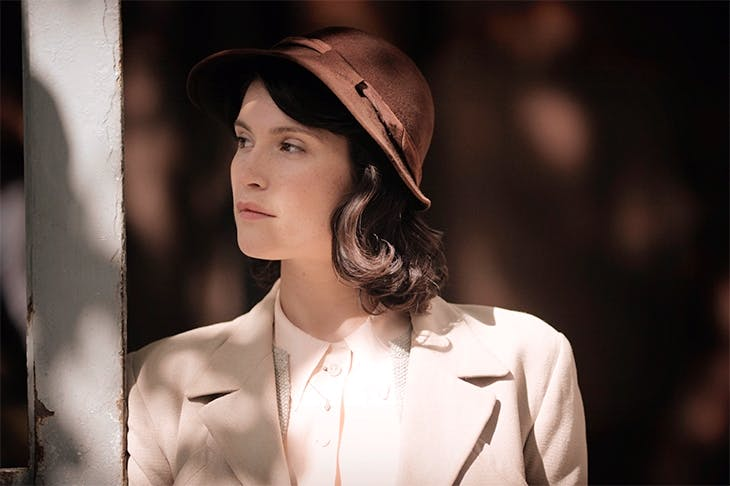 A Kentish girl: Gemma Arterton as Catrin in 'Their Finest'