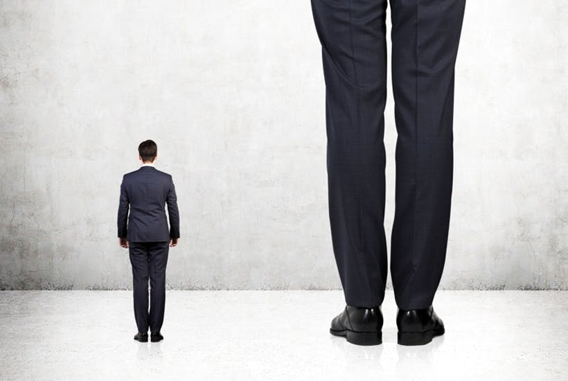 The problems of being a tall person | The Spectator