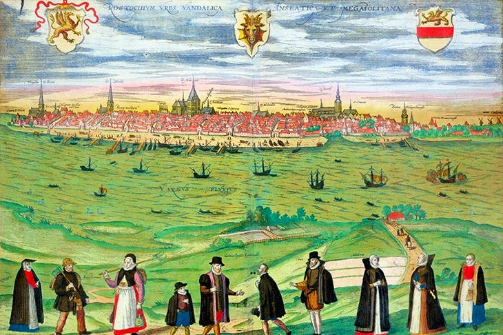 the hanseatic league and the european In 1285, the city became a part of the hanseatic league as a result, in the middle ages tallinn was an important stop on the trade routes between europe and russia.