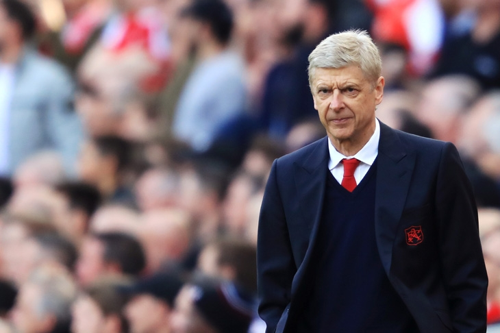 'Rich' fans don't influence me, says Arsenal's Wenger
