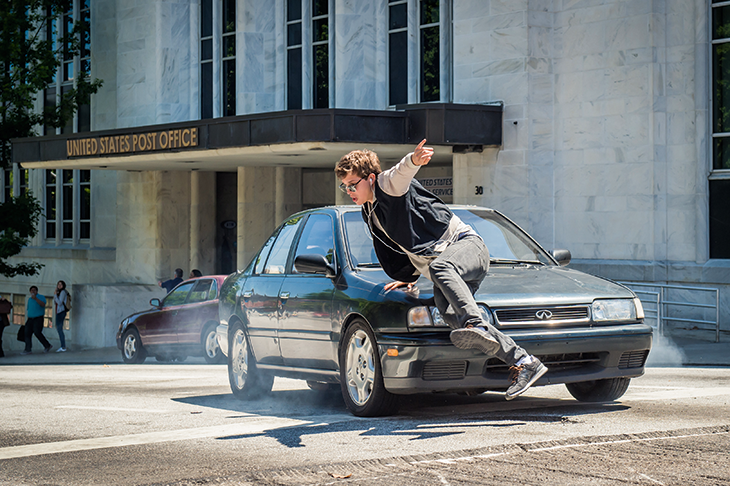 Baby Driver revs its engines to $2.1 million in previews