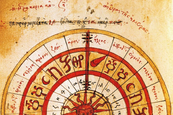 The influence of the sun, moon and stars on reading the signs of the Kabbalah