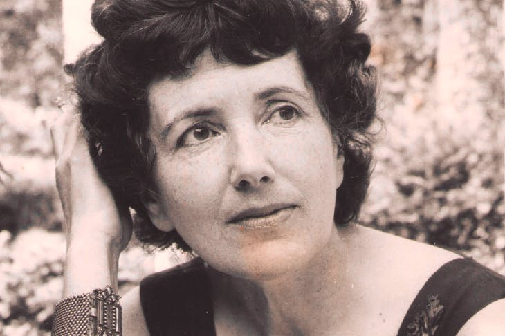 Patience Gray in 1959, photographed by a colleague at the Observer