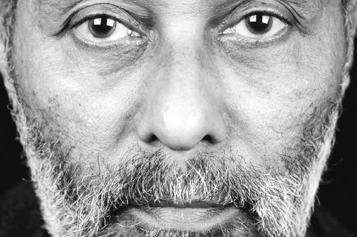 Stuart Hall in 1996